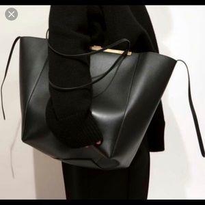 Handbags - Céline 2018 Clasp Cabas tote